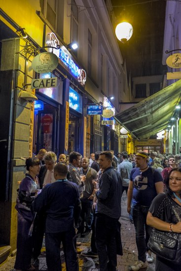 Brussel_Delirium-café