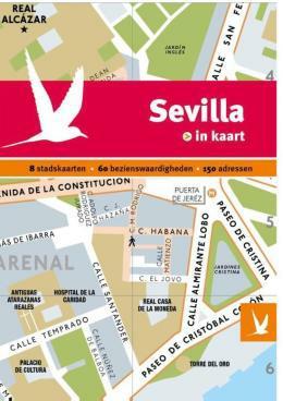 Sevilla_Boeken_Sevilla_in_kaart