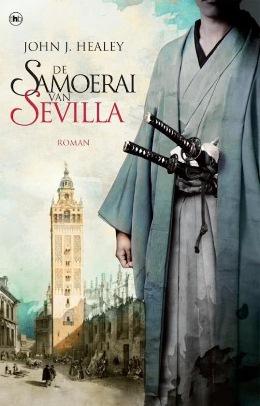Sevilla_Boeken_De_samoerai_van_Sevilla