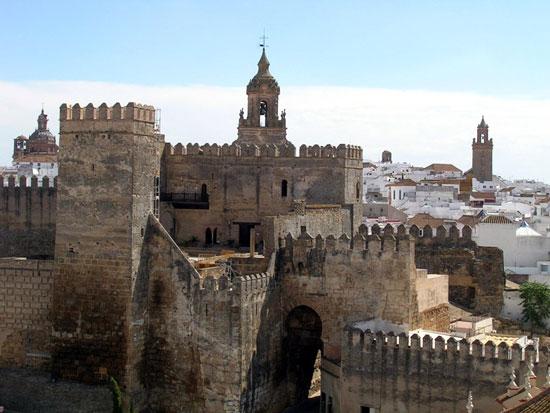 Carmona prachtig historisch stadje bij sevilla sevilla for Puerta de sevilla carmona