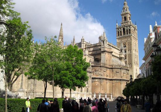 Sevilla_Sevilla-kathedraal