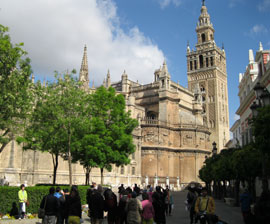 Sevilla-kathedraal