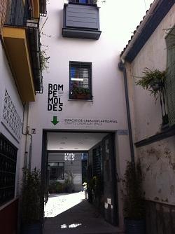 kunstgalerie Rompemoldes