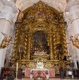 Sevilla_monumenten-Hospital-de-la-Caridad