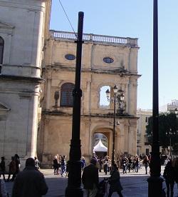 Het gemeentehuis van Sevilla
