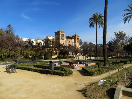 Sevilla_parque-maria-luisa-park