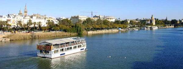 Sevilla_rondvaart-Guadalquivir