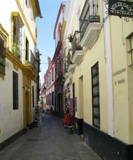 santa-cruz-Sevilla