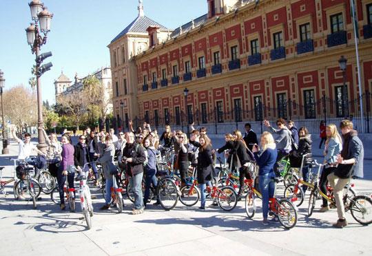 Sevilla_fietstour-fietsen