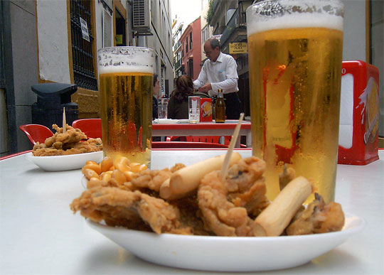 Sevilla_tapas
