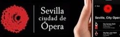 App Sevilla, stad van de opera