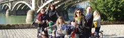 Fietstours en wandeltours door Sevilla