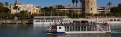 Boottocht op de Guadalquivir