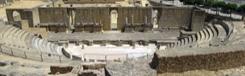 Excursie naar de opgravingen in Italica