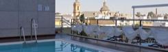 Goedkoop overnachten in Sevilla